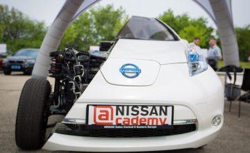 drivingcamp elektromos autók