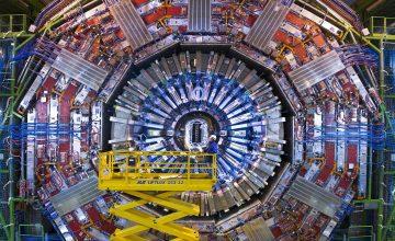 CERN hadronütköztető