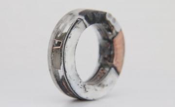iPhone8-ból gyűrű
