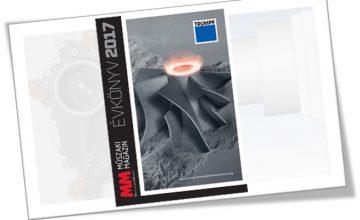 MM Műszaki Magazin 2017 Évkönyv