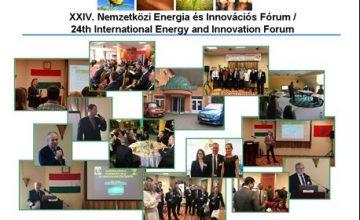 XXV. Nemzetközi Energia és Innovációs Fórum