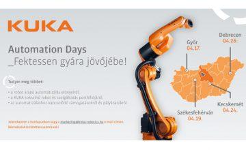 KUKA Automation Days 2018
