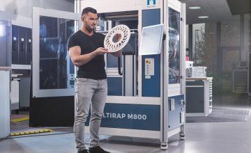 3D nyomtatás Hahn+Kolb