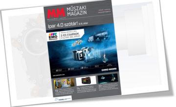 MM Műszaki Magazin 2019 szeptember