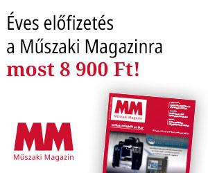 Műszaki Magazin előfizetés hirdetés