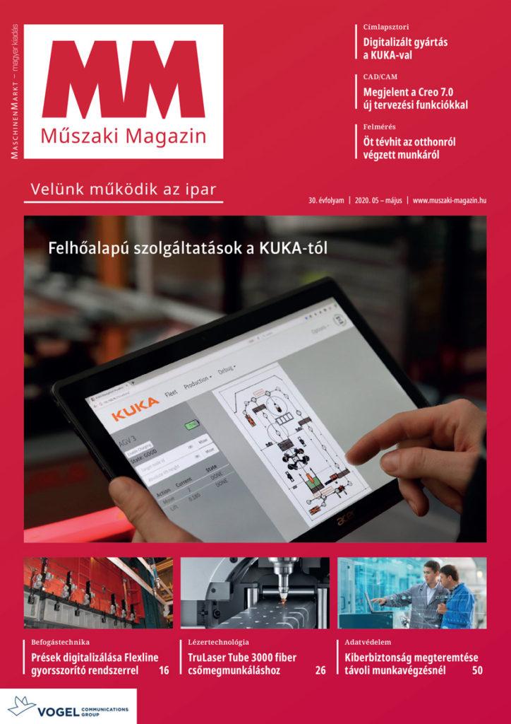 MM Műszaki Magazin 2020 5