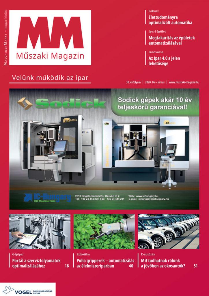 MM Műszaki Magazin 2020.6