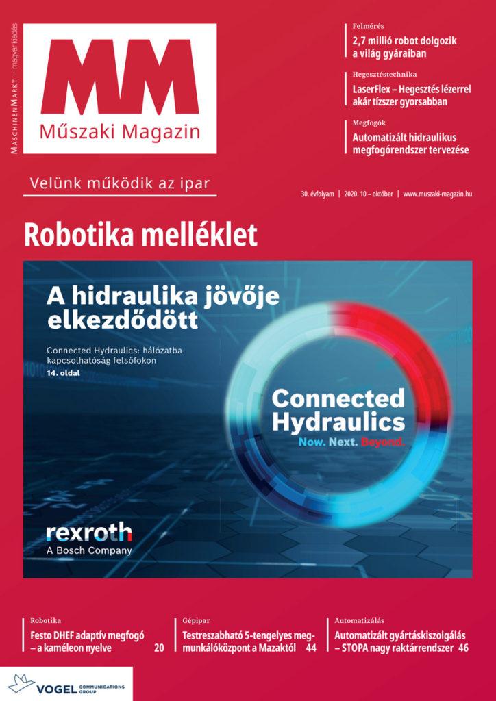 MM Műszaki Magazin 2020 október
