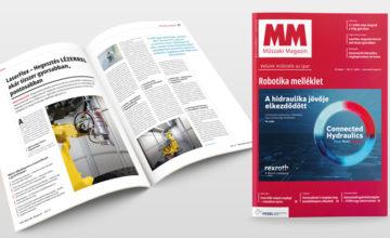 MM Műszaki Magazin 2020. október