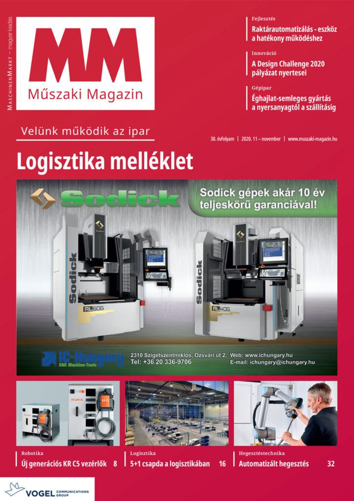Műszaki Magazin 2020-11