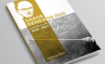 gábor dénes-díj 2020
