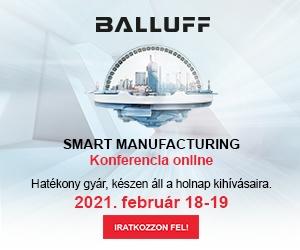 Balluff smart manufacturing konferencia