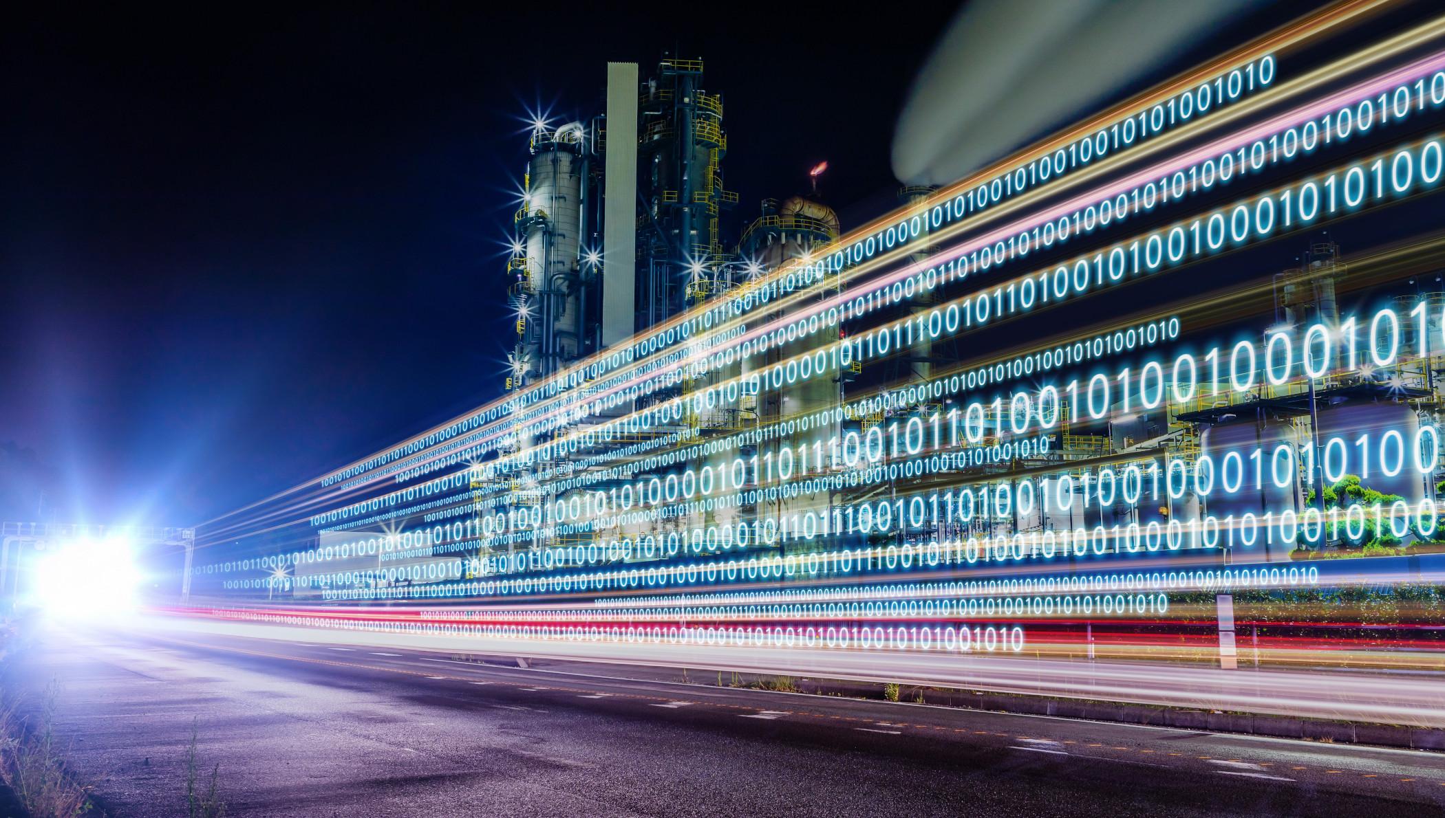 Jövőkép rendszerek az iparban