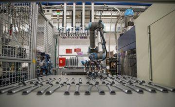 együttműködő robotok