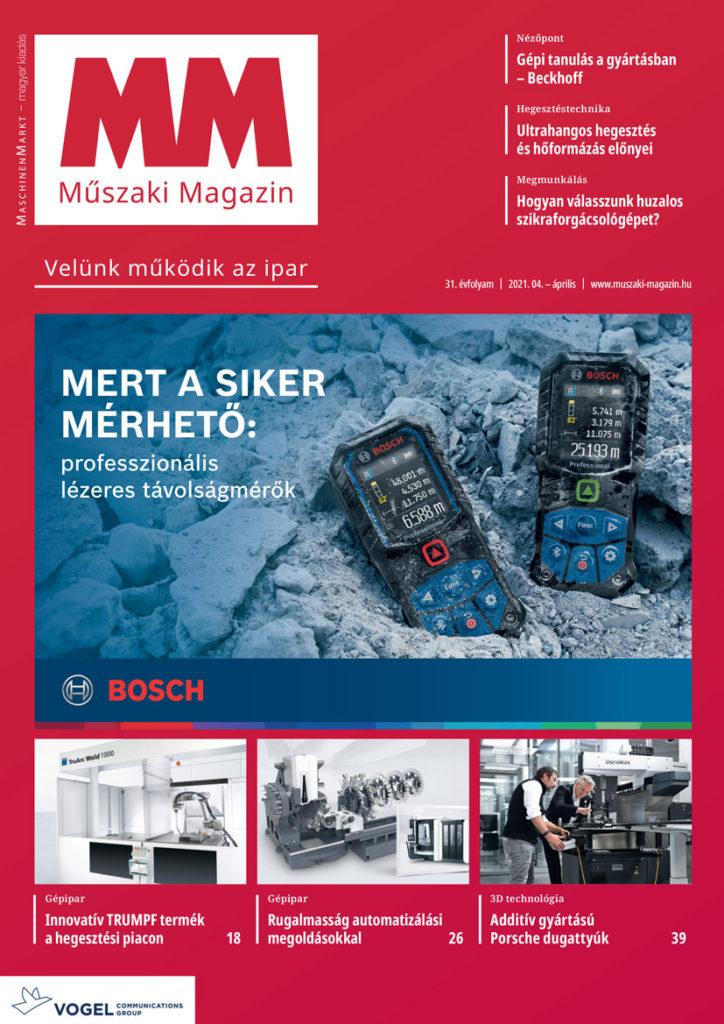 Műszaki Magazin 2021. 04