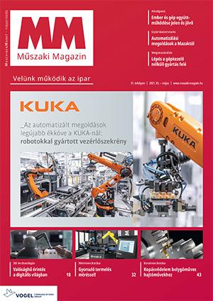 Műszaki Magazin 2021/05. lapszám
