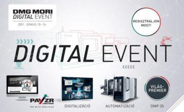 DMG MORI Digital Event