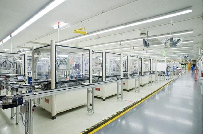 intelligens gyár