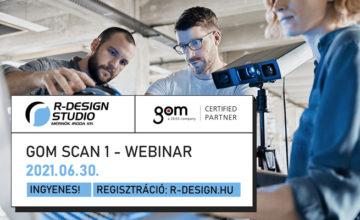 GOM Scan 1 webinar r-design