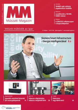 Műszaki Magazin 2021/7-8. lapszám