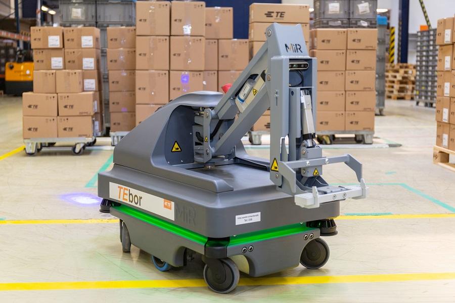 MiR200-as robot