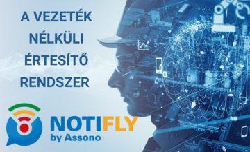 notifly ipari üzenetküldő